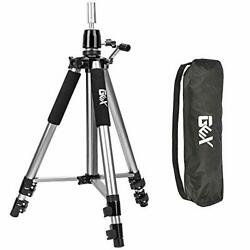 Adjustable Mannequin Head Tripod Stand For Cosmetology