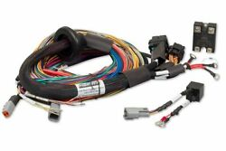 Haltech 16 Injector Universal Upgrade Wire-in Harness 2.5m 8 Feet For Rem