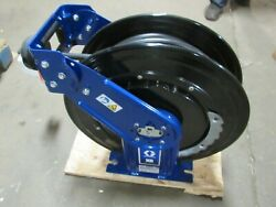 Graco Hshb7b Grease Hose Reel 3/8 X 75and039 Blue New
