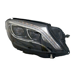 Cpp Replacement Headlight Mb2518103 For Mercedes-benz S550 S600 S63 Amg