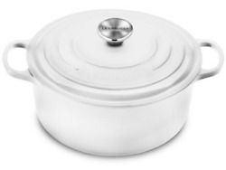 Le Creuset X Hudson Bay Limited Edition Multistripe Round French Oven 5.5qt/26cm