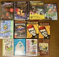 Heart Of Darkness Tamagotchi Remmings Star Wars Mutant Penguins Paws Other Win