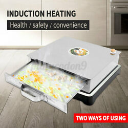 1 Layer Stainless Steel Steaming Tray Food Kicthen Rice Roll Steamer Machin