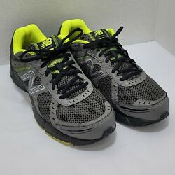 New Balance Men's M470cy3 Dark Gray Running Shoes Size 9.5 4e Extra Wide
