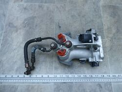 2001 Harley Road King Evo Flhrci S179-4. Throttle Body And Injectors