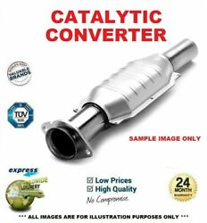 Cat Catalytic Converter For Mercedes Benz C-class Coupe C180 2001-2002