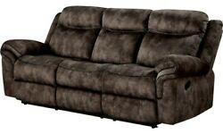 3p Metal Base Reclining Motion Sofa Love Seat And Chair Set Living Room Furniture