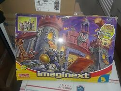 Fisher Price Imaginext System Battle Castle Playset