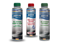 Boat-line Fuel System + Oil System Guard Care + Cleaner 4stroke Made In Germany