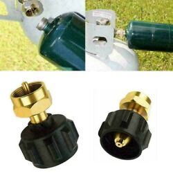 For Grill Gas Connection Inflatable Connector Qcc1 Propane 1pc Brass New