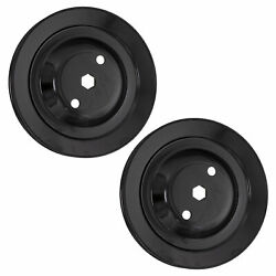 8ten Spindle Pulley For John Deere 42 Inch Deck S240 Sport Tractor Gx21381 2pack