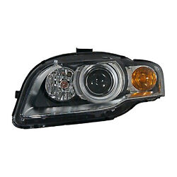 Au2503123 Right Headlamp Assembly Composite For Audi A4, Rs4, S4