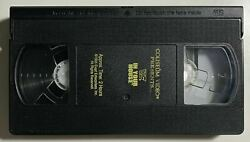 Wwf In Your House 1 1995 Diesel Wrestling Coliseum Video Vhs White Cover Only