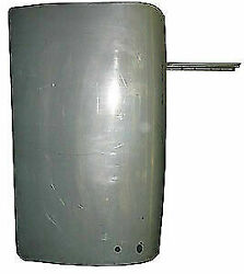 Sherman 728-10cl Driver Side Door Shell For Chevy Bel Air 1956
