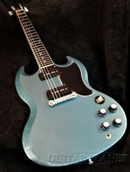 Gibson Sg Special -faded Pelham Blue- 3.11kg 218110342 48 Times Interest Rate