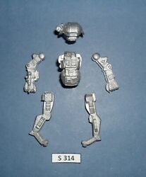 Wh40k Rogue Trader Limited Edition Slocombes Warbot Sam Light Wardroid S 314