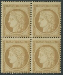 France Selection. Mainly Mnh/m. Fine Throughout Spink Maury Cat Andpound18000+
