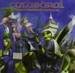 Cathedral - Ethereal Mirror Import New Cd