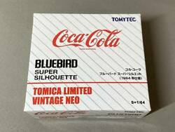 Unopened Tomica Limited Vintage Neo Cocacola Bluebird Super Silhouette 1984