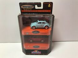 Matchbox Collectibles Timeless Classics, Then And Now Volkswagon Beetle