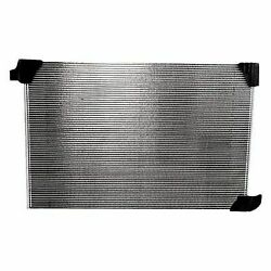 A/c Compressor And Condenser Radiator Kit For Nissan Murano Quest