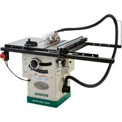 Grizzly G0899 10 Hybrid Table Saw With Riving Knife