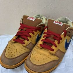 Nike Dunk Low Sb Premium Newcastle Brown Ale Size 10 From Japan