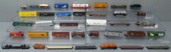 N Scale Assorted Freight Car Lot [35]