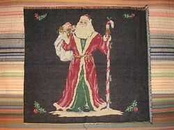 quot;Vintage Santa Clausquot;Tapestry Fabric NEW