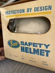 Never Opened New In Box Vintage Buco Motorcycle Helmet 1960andrsquos