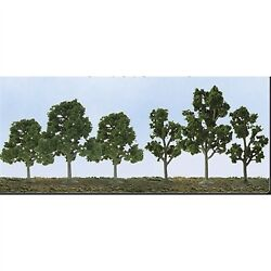 Jtt Scenery Products 92119 N/ho 2.5 - 4.5 Deciduous Sycamore Pack Of 20