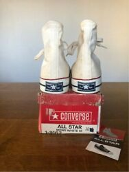 Converse Chuck Taylor Ct1970 Us10 Deadstock Vintage W/box From Japan