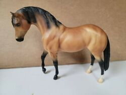 Breyer Let's Go Riding Western model horse brayer brier toy horse Traditional