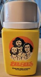 1978 Bee-gees Thermos Cup Complete.