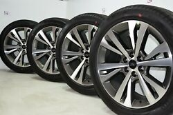 22 Ford Expedition F-150 Platinum Factory Oem Wheels Rims Tires 22 2020 2021
