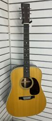 Martin And Company D-28 6-string Acoustic Guitar Natural W/ Ohsc Gal116393