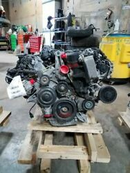 Engine 221 Type S550 Awd Fits 10-11 Mercedes S-class 1630100