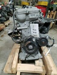 Engine 1.8l 2zrfe Engine With Variable Valve Timing Fits 09-10 Corolla 1788031