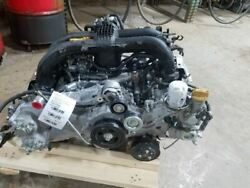 Forester 2018 Engine Assembly 1363788