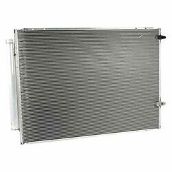 A/c Compressor And Condenser Radiator Kit For 2007-2010 Toyota Sienna