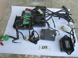 Honda Bf90 Outboard Wiring Harness - Ignition Coil Set - Control Relay - Parts