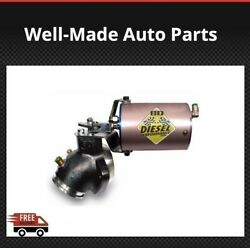 Bd Diesel Engine Exhaust Brakes 2033137 Fits Dodge Vac And Turbo Mount 1999-2002