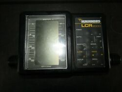 Humminbird Lcr 2000 Fish Finder Depth Finder Untested For Parts No Cords