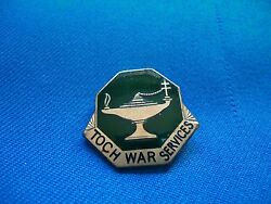 South Africa African Army Military Toch War Services Emblem Insignia 25mm