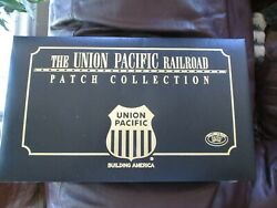 Union Pacific Railroad Patch Collection - Willabee And Ward - 40 Patches Sealed F
