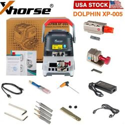 Xhorse Dolphin Xp-005 Auto Cu-tting Machine With Built-in Battery Online Update