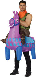 Giddy Up Adult Inflatable Costume - Fortnite Cosplay Halloween New