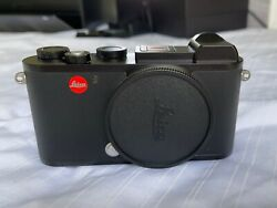 Leica Cl Prime Kit - Digital Camera With 18mm Lens And Extras