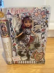 Ever After High Cerise Hood Doll Daughter Of Red Riding Hood Spring Unsprung