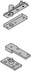Ives 7255b-setsp Commercial Series 1-1/2 Inch Heavy Duty Center - Aluminum